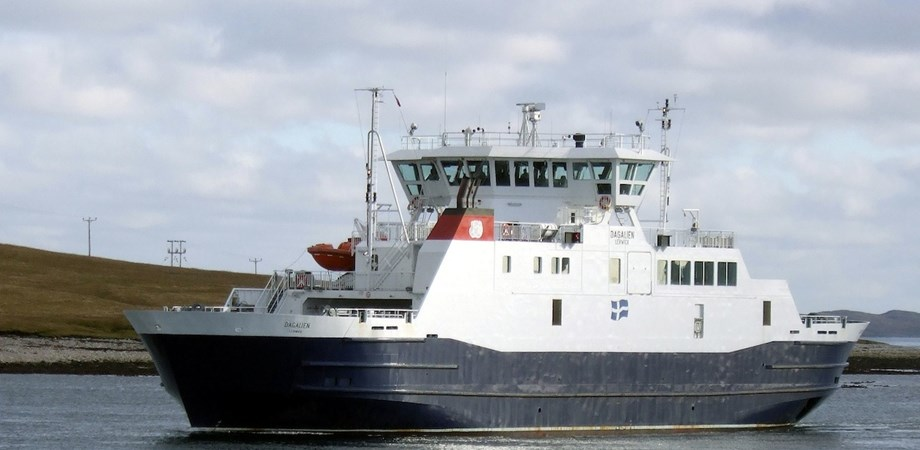 Shetland Islands Council Ferry