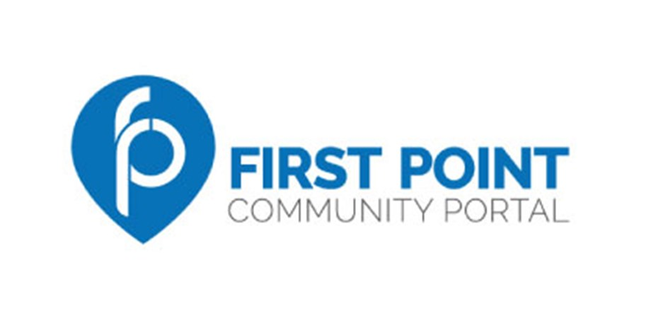 A copy of the First Point logo